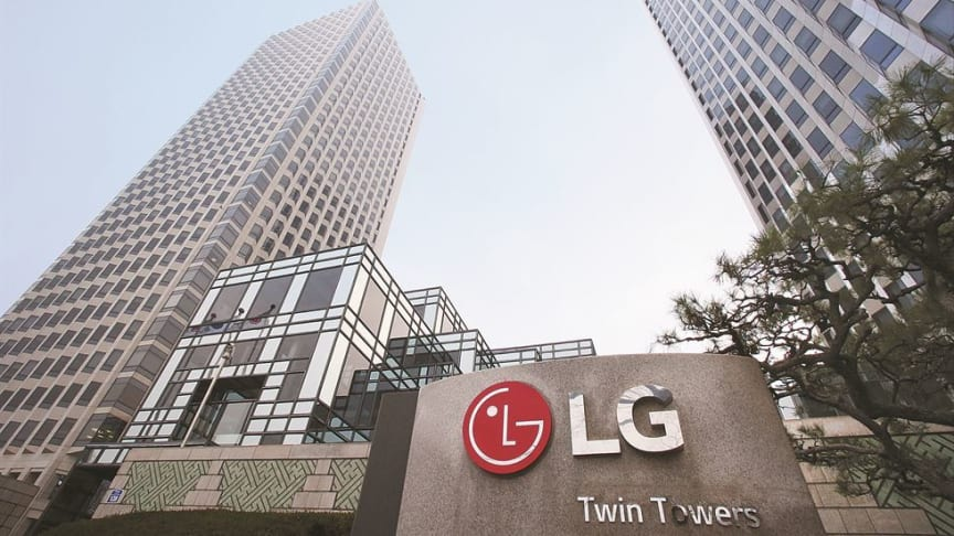 LG ANNOUNCES FIRST-QUARTER 2020 FINANCIAL RESULTS