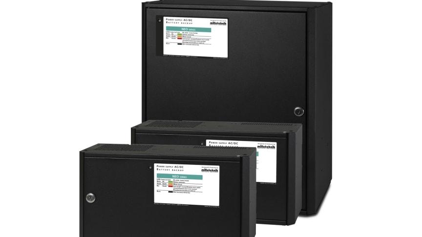 Batteribackuper kommer i många olika konfigurationer