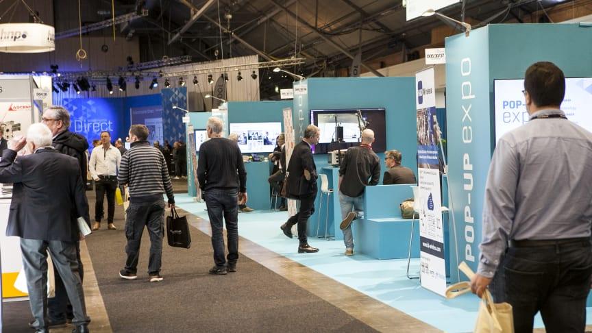 Elmia  Subcontractor Pop-up Expo