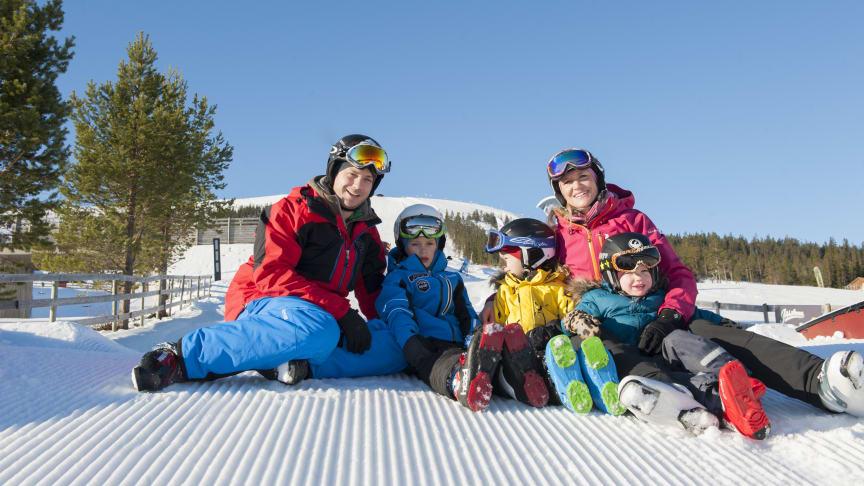 De fyra senaste åren har Stöten investerat totalt 140 miljoner kronor för att göra skidanläggning ännu mer komplett.