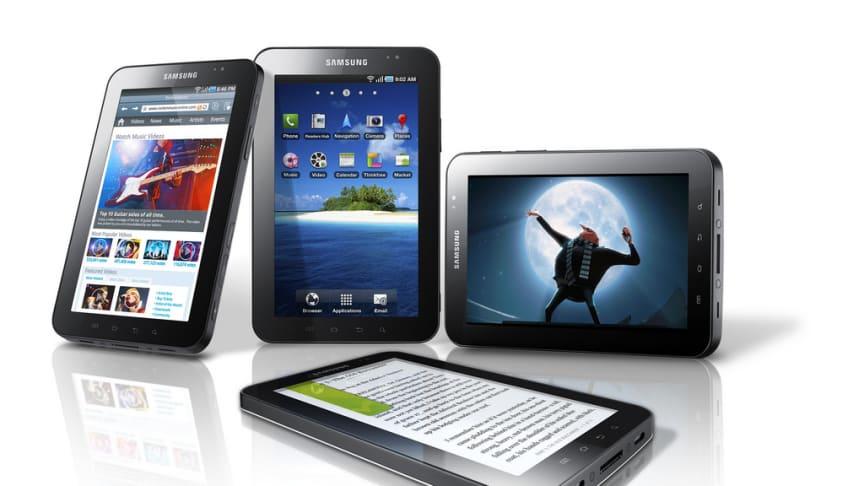 Premiär för förhandsbokning av Samsung Galaxy Tab hos Telenor