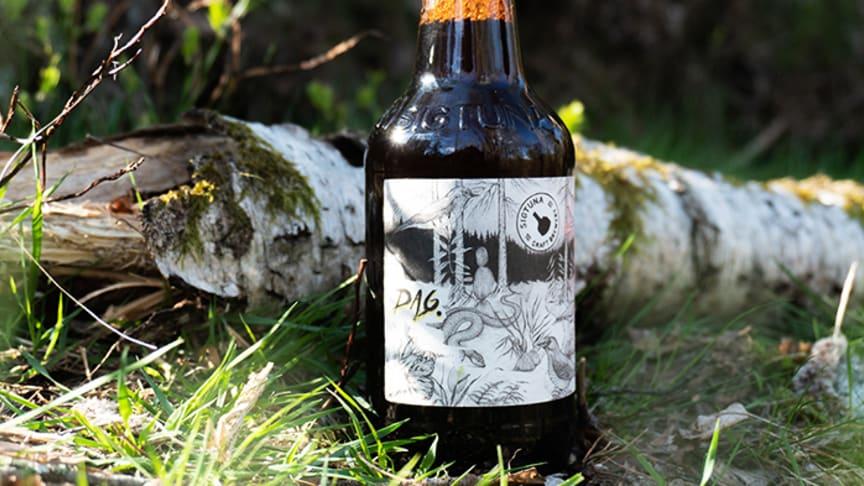 SIGTUNA BRYGGHUS går från DAG till NATT och lanserar limiterad öl under temat skogen