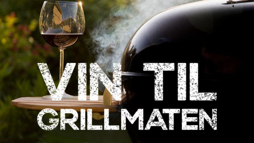 Vin til grillmaten