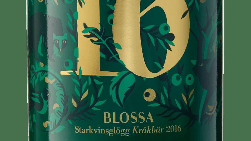 Blossa 16, flaskbild
