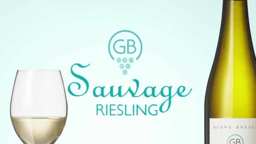Sauvage - frisk, fräsch Riesling perfekt till skaldjur!