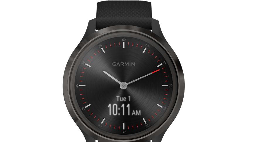 Garmin presenterar den senaste vívomove®-serien med nya avancerade wellnessfunktioner, uppkopplad GPS och Garmin Pay