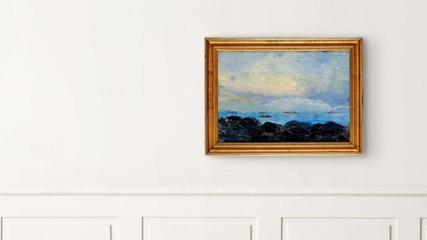 August Strindberg, I havsbandet säljs på Important Winter Sale