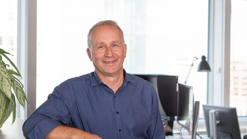 Daniel Nord, Arkitekt SAR/MSA, VD