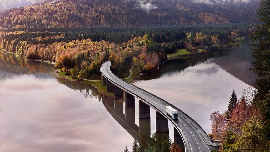 Scania intensiverer sit arbejde med bæredygtighed