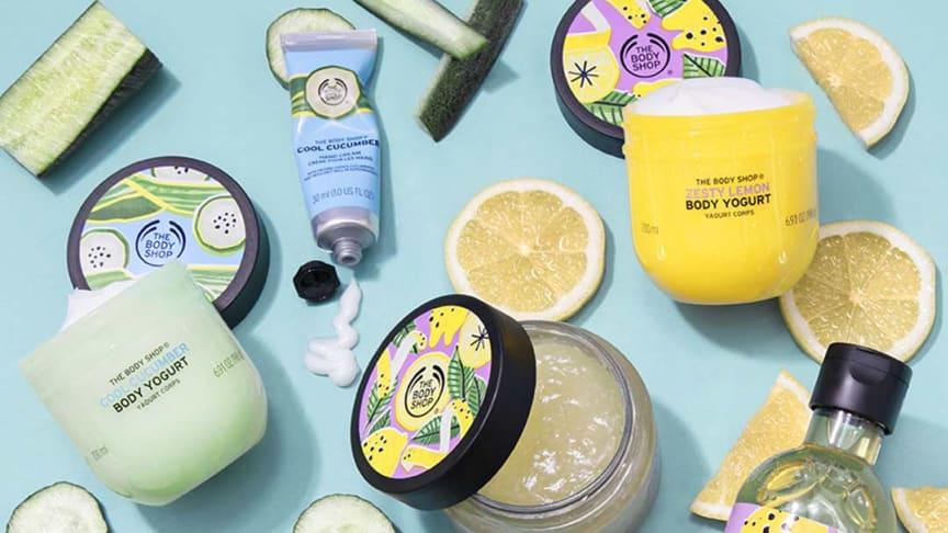 Cool Cucumber och Zesty Lemon – sommarens special edition är här!