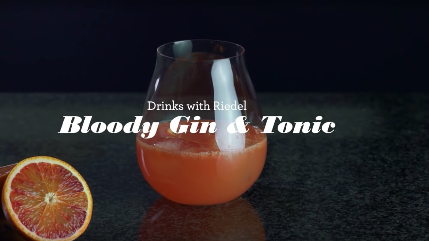 Drinktips - Bloody Gin & Tonic