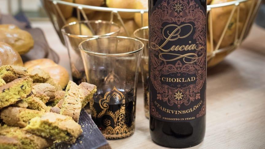 Årets glögg - den återkommande favoriten Lucia Choklad