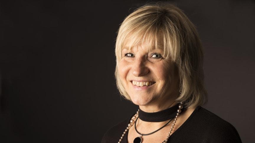 Rose-Mharie Åhlfeldt, biträdande professor i informationsteknologi vid Högskolan i Skövde. Foto: Högskolan i Skövde