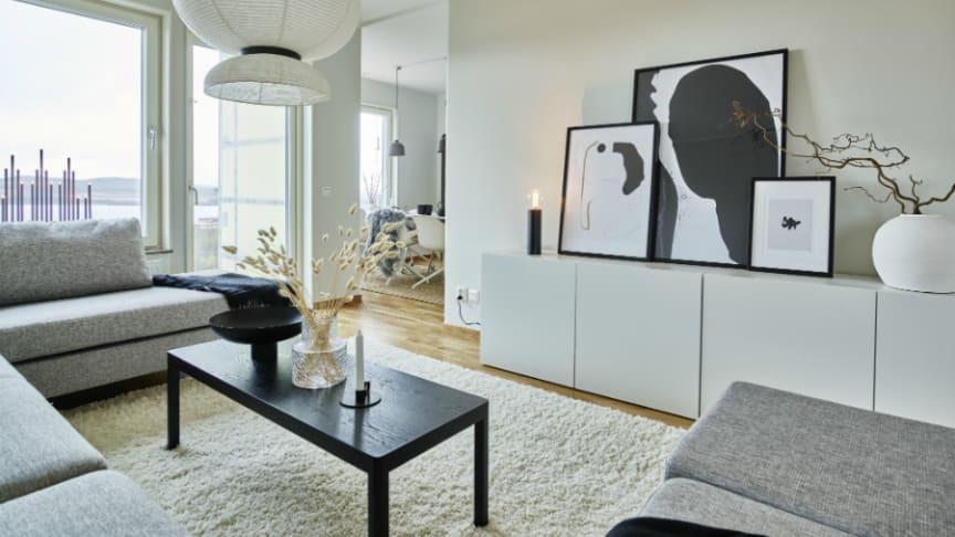 Pressinbjudan: Premiär för Riksbyggens visningslägenhet i Kiruna