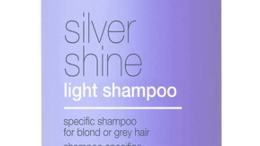 Silver shine light schampo
