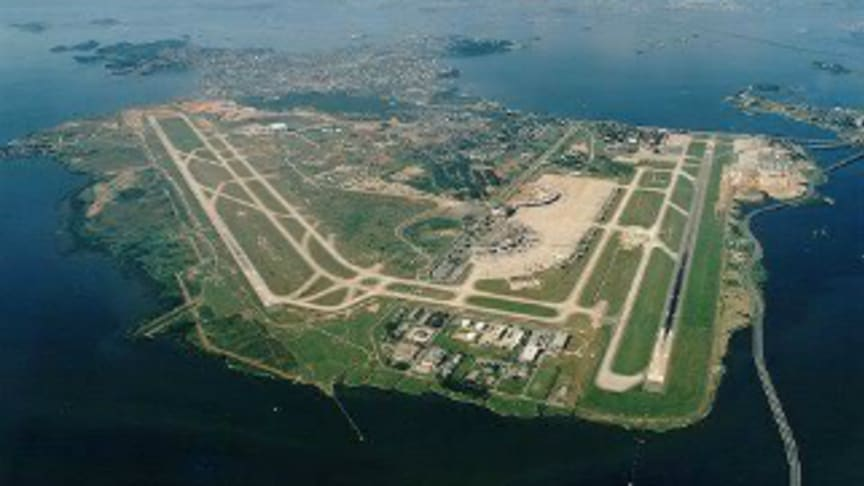 Falck wins fire contract at Rio International Airport