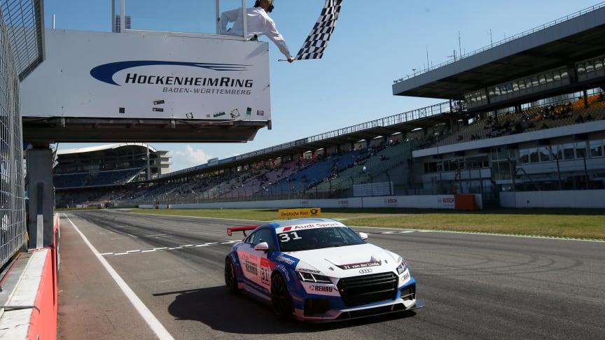Audi Sport TT Cup 2016 - Hockenheim