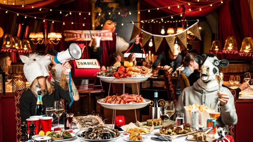 Skaldjursfest, Le Rouge