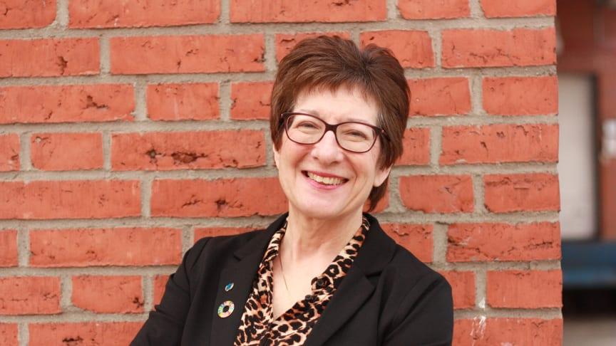 Kathryn Boyer årets FN-lärare