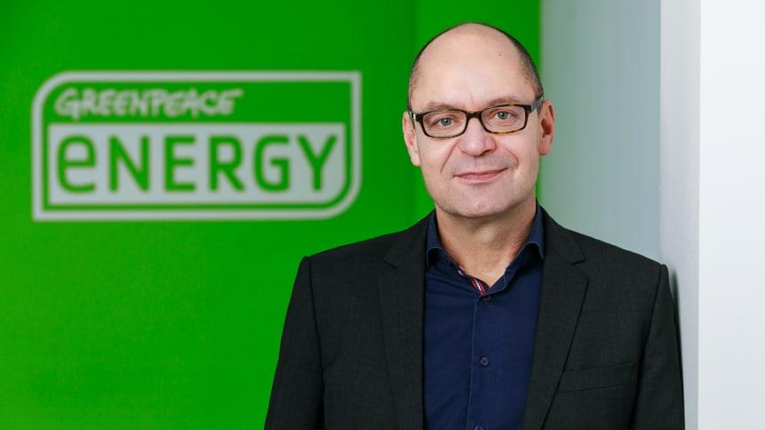 Es kommentiert Marcel Keiffenheim. Foto: Christine Lutz / Greenpeace Energy eG