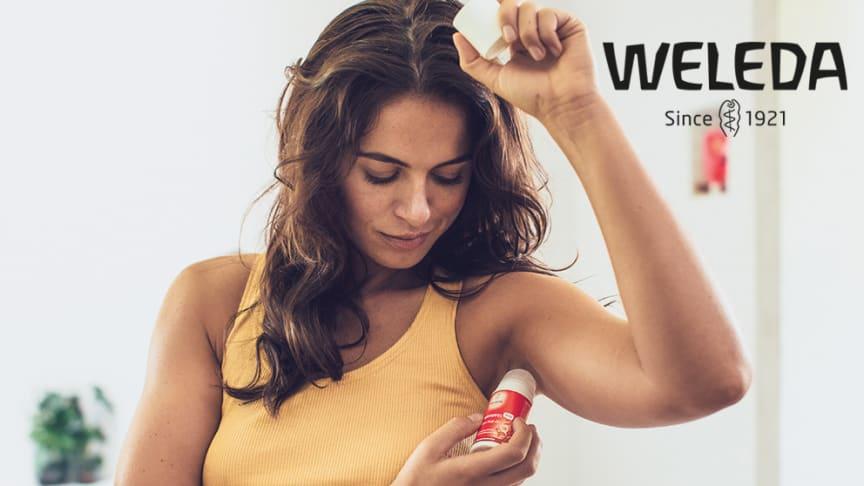 Effektiva ekologiska deodoranter