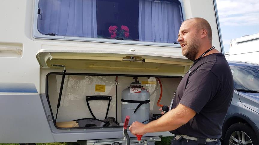Tips inför husvagns- och husbilssemestern