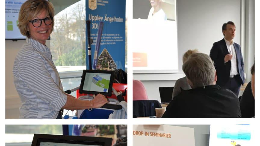 Lär dig om IoT i städbranschen på våra kostnadsfria seminarium.