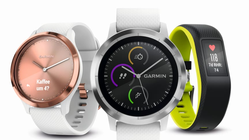 Garmin Reports Record First Quarter Revenue