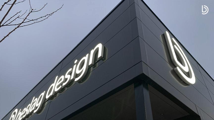 Beslag Design expanderar – Nu har vi flyttat in i våra drömlokaler