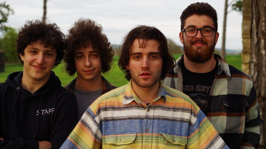 JOHNNY MAFIA: Post-Garage-Punk Racket Play The Great Escape Festival in Brighton