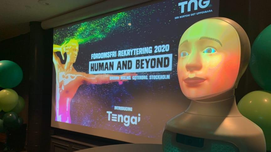 På TNG:s trendseminarier i maj 2019 presenterades åtta fördomsfria rekryteringstrender. Foto: TNG