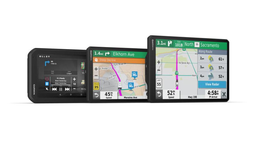 Garmin® Vieo™ RV Infotainmentsystem - Vieo RV 752, Vieo RV 852 og Vieo RV 1052