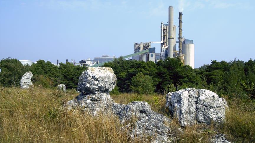 Cementa angående beslutet för Natura 2000: Viktigt med öppenhet i processen