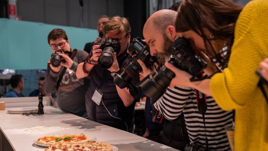 Pizza-SM är en av flera prestigefulla tävlingar under GastroNord.