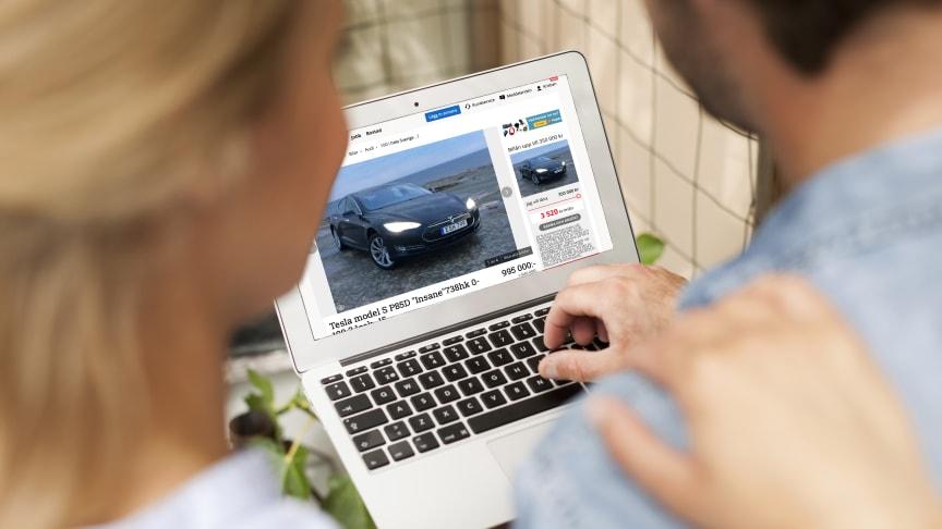 Fyra av tio kan tänka sig köpa en elbil