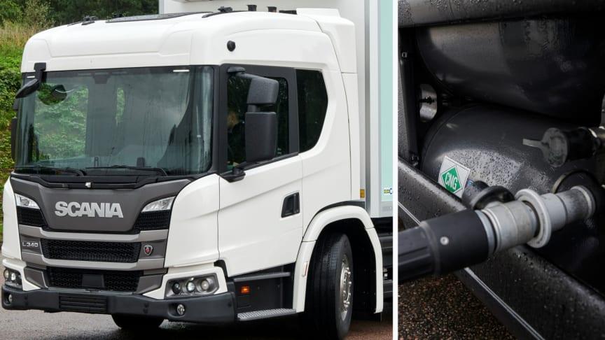 Scanias L-serien vinder prisen som Årets bæredygtige lastbil 2019
