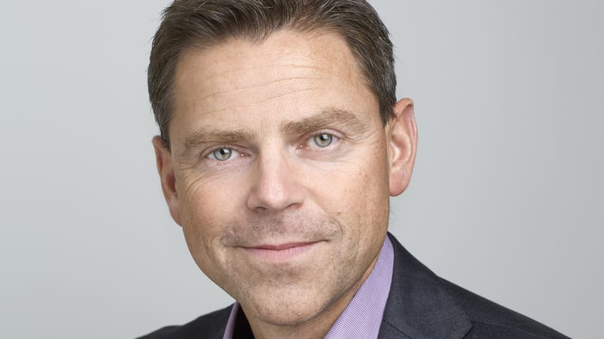 Ulf Wretskog - Region Chair Sodexo Nordics & CEO Corporate Services