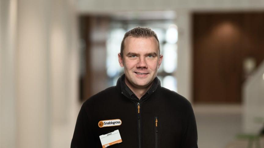Jan-Erik Pettersson Axfood Snabbgross