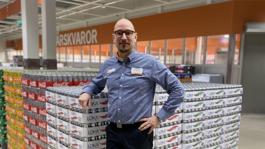 Nu öppnar Axfood Snabbgross i Jönköping