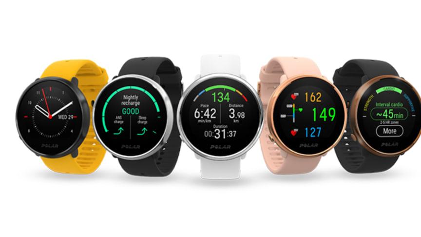 Polar Ignite -fitnesskello on tietoturvallinen valinta