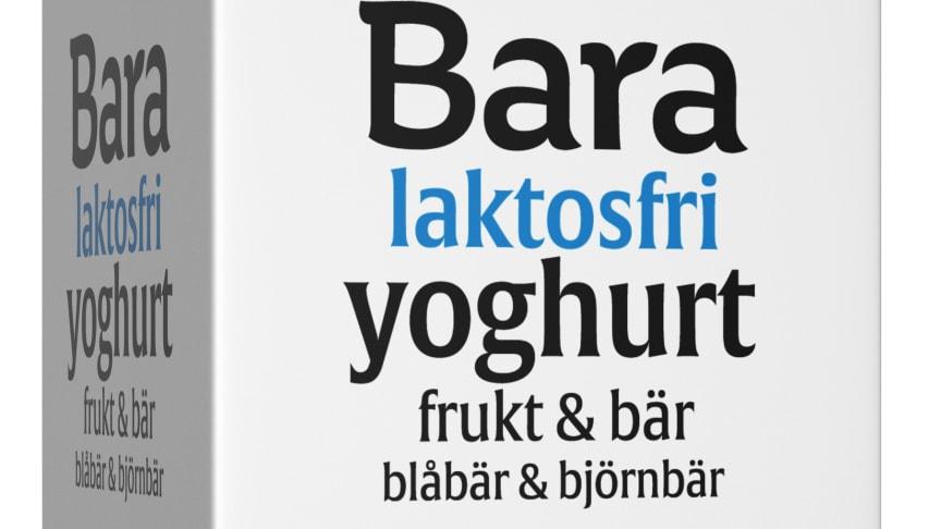 BARA laktosfri blåbär och björnbär