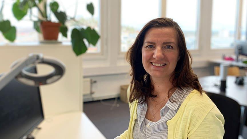Marianne Tenold, ansvarlig søker og gruppeleder for byggesak og faglig leder for SØK pbl i Norconsult.