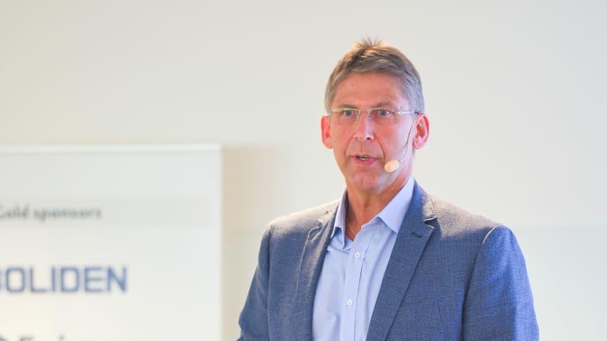 Jan Moström, LKAB