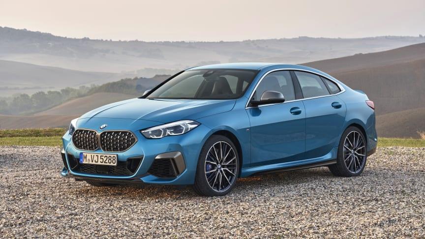 Den helt nye BMW 2-serie Gran Coupé