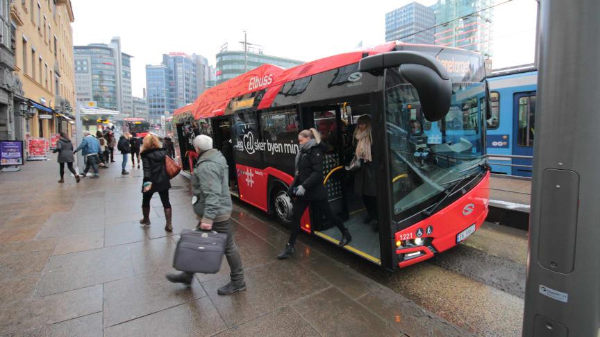 I rapporten «Utslippsfri kollektivtransport i Oslo og Akershus» er det gjort beregninger for å finne egnet tidspunkt for overgang til utslippsfri teknologi på de ulike transportmidlene.