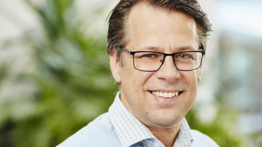 VD Kim Olsson lämnar NSR våren 2020. Foto: Rickard Johnsson, Studio-e