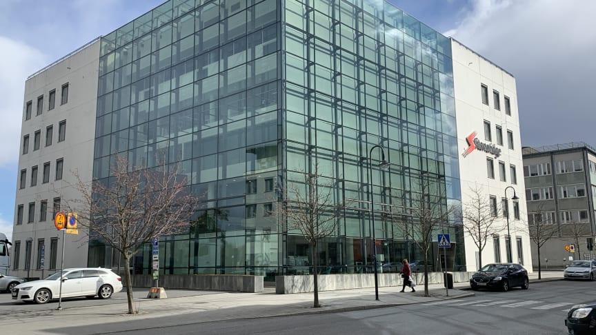 Stoneridge Electronics kontor på Gustav III boulevard 26 i Solna.
