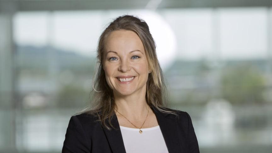 Ylva Morelli, tillträdande regionchef, Svenska Hus