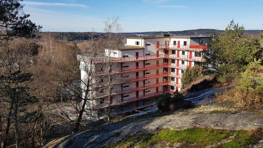Brf Skårdal, Ale kommun, Riksbyggen