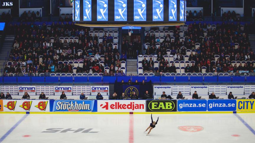 SM-finaler för svenska ungdomseliten